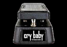 Jim Dunlop Original GCB95F Cry Baby® Classic Wah Wah Pedal with FASEL INDUCTOR